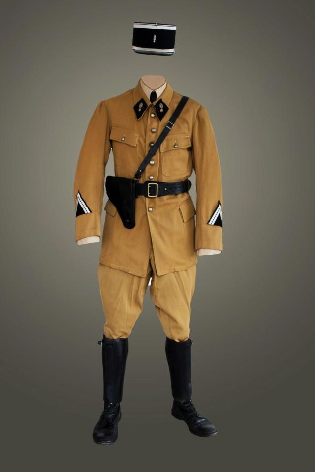 Militaire ou pas? 1940s-10