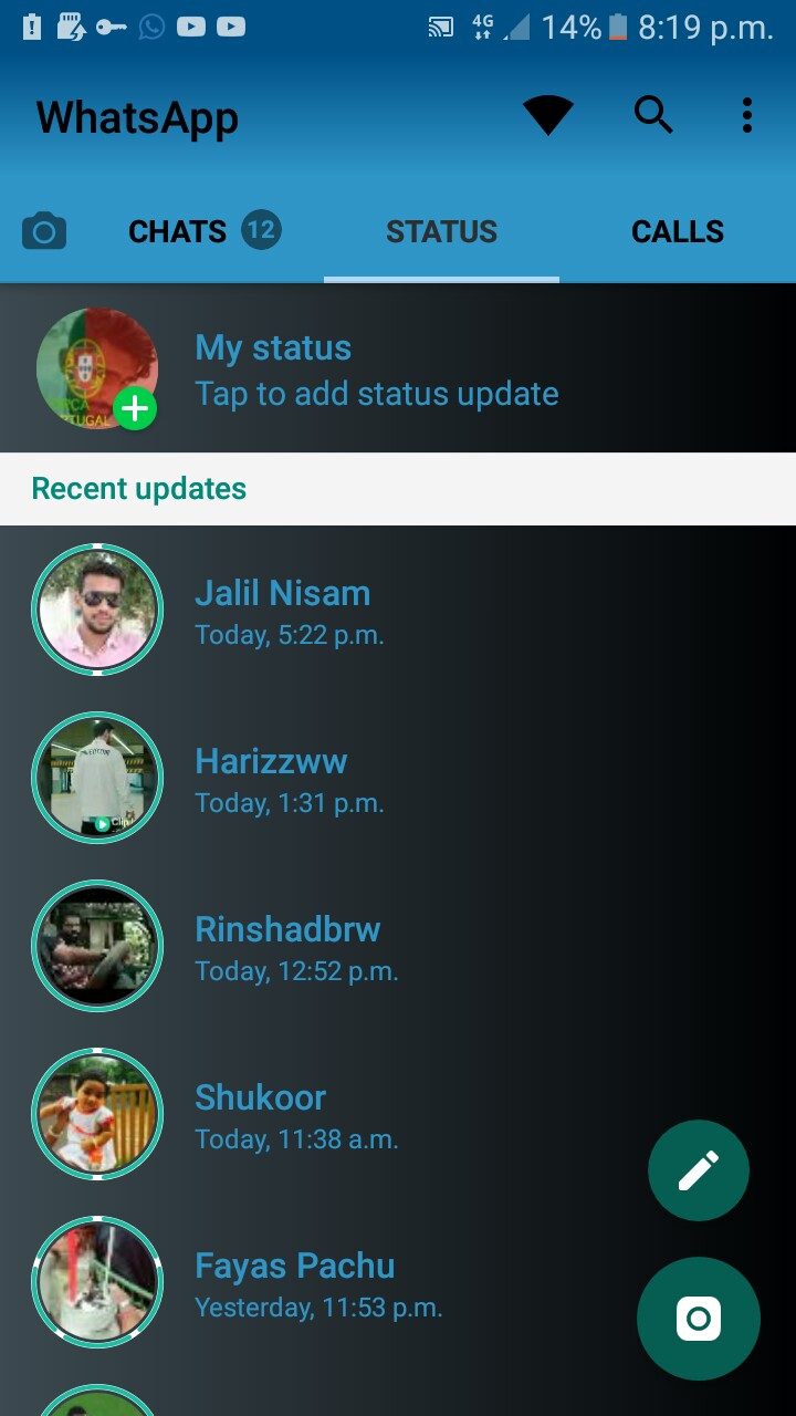 GBWhatsApp Apk Latest Version 6.40 Download For Android Screen14