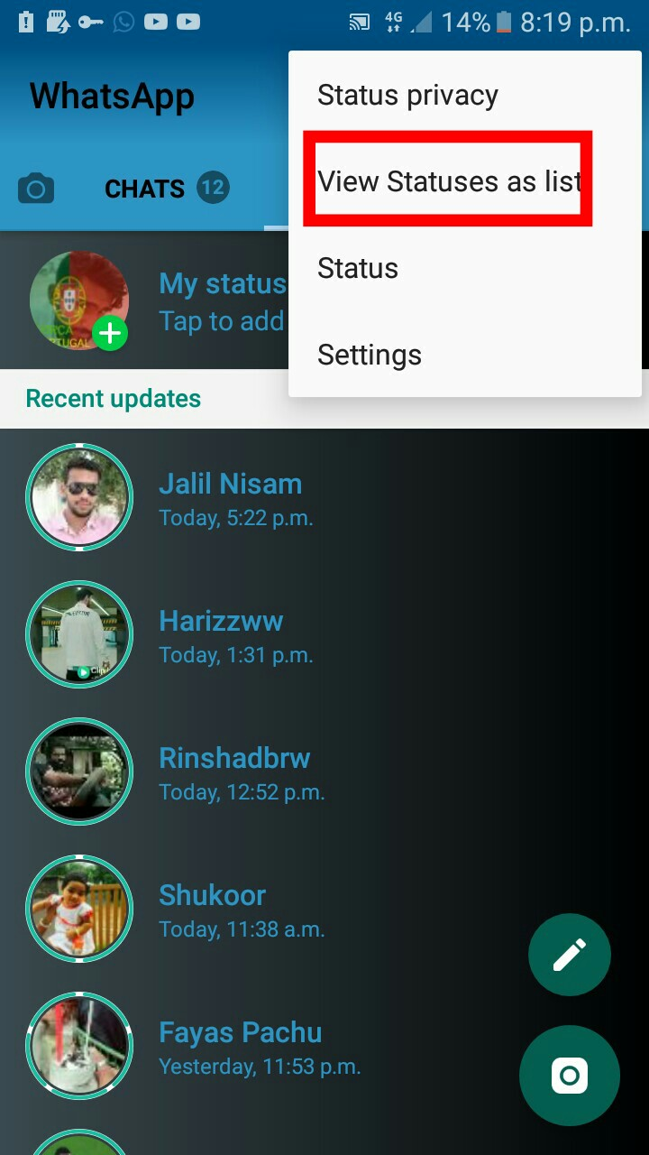 GBWhatsApp Apk Latest Version 6.40 Download For Android Screen15