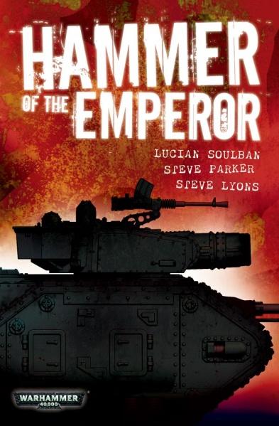 Hammer of the Emperor (Omnibus avec Steve Parker, Lucien Soulban et Steve Lyons). 393px-10