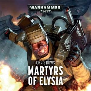 La trilogie Élysienne, par Chris Dows (livres audios) Martyr10