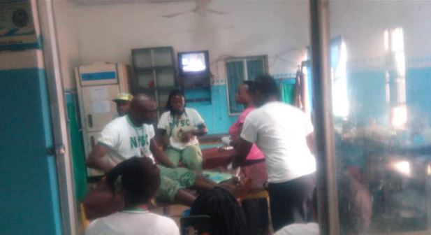 37 Corps Members Who Just Left Orientation Camp, Involved In Accident (Photos) 1-10010