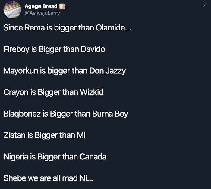 "TRENDING!!! ""Rema Is Bigger Than Olamide"" – What Do You Have To Say About This? 1-1611"