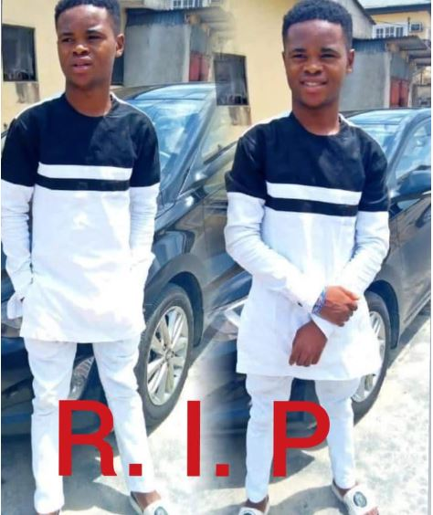 Young Man Beaten To Death By Police After Being Labelled Yahoo Boy (Photos) 1-17910