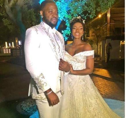 BamTeddy: More Photos From Bambam And Teddy A's White Wedding In Dubai 1-8911