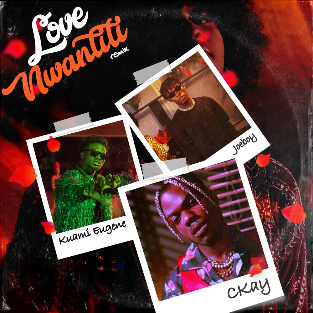 [Music] CKay – Love Nwantiti (Spanish Remix) ft. De La Ghetto | Mp3 1000x112