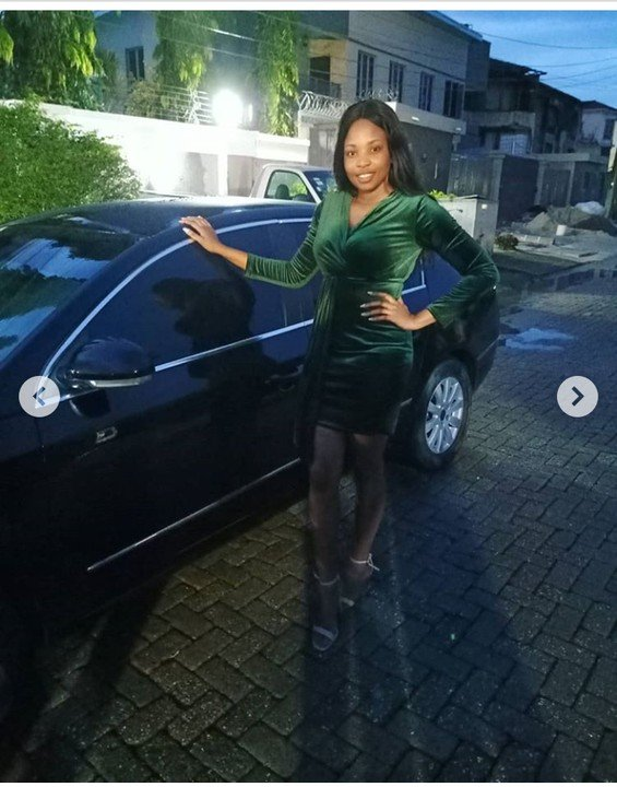BBNaija's Cindy Receives A New Car As Gift (See Photos) 10427511