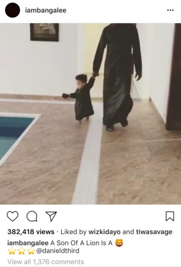 OMG!!! If Only D'banj Saw This Comment On His Instagram Page 5 Weeks Ago! (See Photos) 110