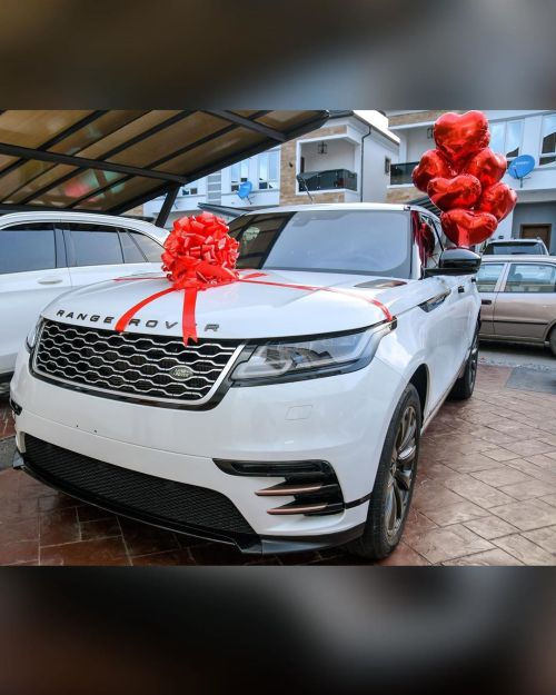 Mercy Eke Gifts Herself A Range Rover Velar As She Celebrates Her 27Th Birthday 12027610