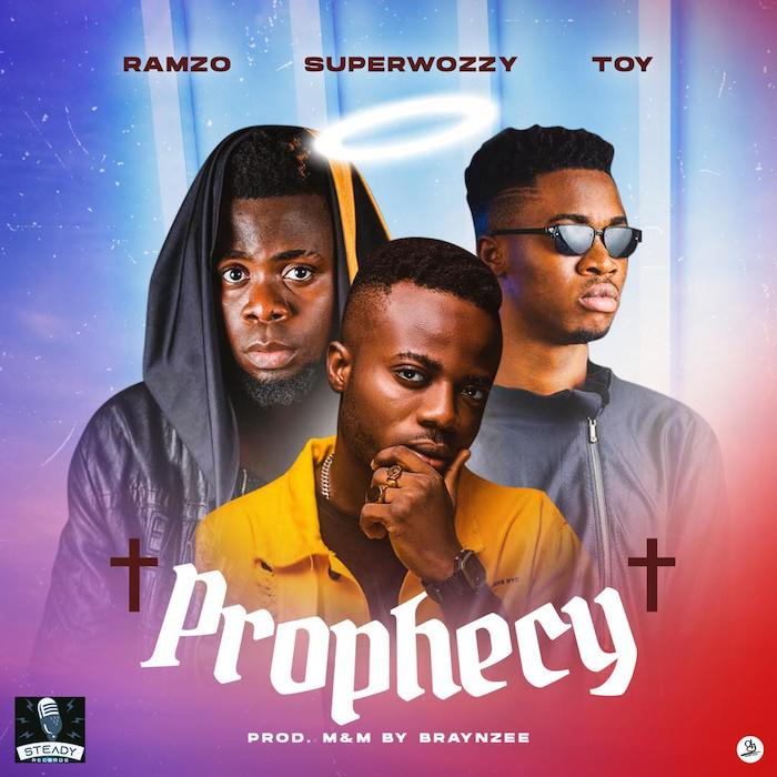 """[Music] Ramzo – """"Prophecy"""" Ft. Superwozzy & Toy 