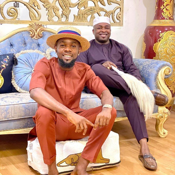 Oba Elegushi And Patoranking In New Lovely Pictures 2-1711