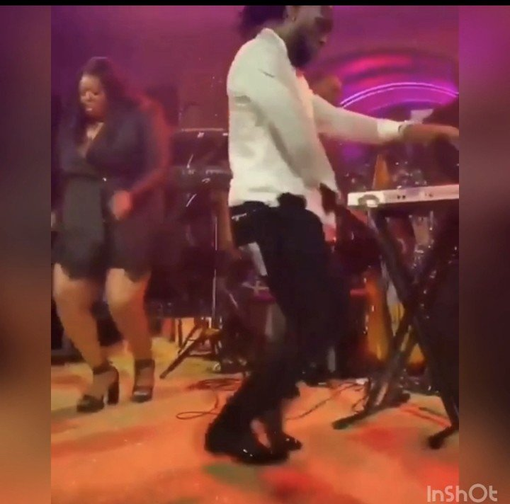 Burna Boy Performs At The Grammys Reception Ahead Of Ceremony (Photos) 2-2610