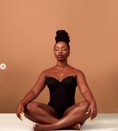 'My Body Is A Weapon' – BamBam Shows Her Banging Body 2-2910