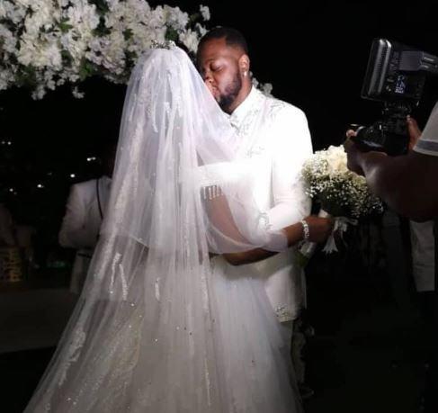 BamTeddy: More Photos From Bambam And Teddy A's White Wedding In Dubai 2-5511