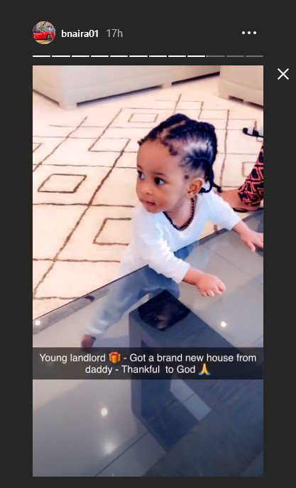 BNaira Gift His Son A New House in Dubai For His Birthday (Photos) 2-6210