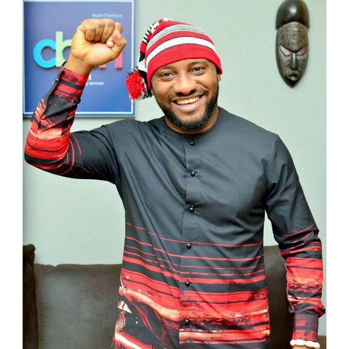 Whether Angela Okorie's story is true or not, she's hurt & needs well-wishing – Yul Edochie tells Nigerians 23596610