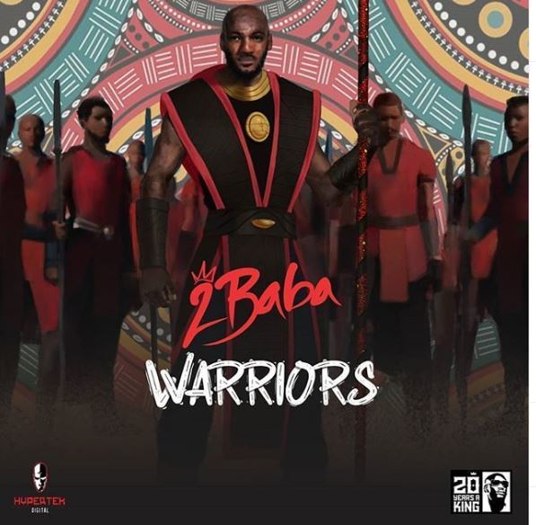[Music] 2Baba Ft. Tiwa Savage – Ginger | Mp3 2baba16