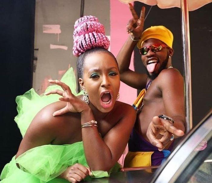 """Broda Shaggi Is Your New Husband"" – Femi Otedola Tells DJ Cuppy (Watch Video) 2weshb10"