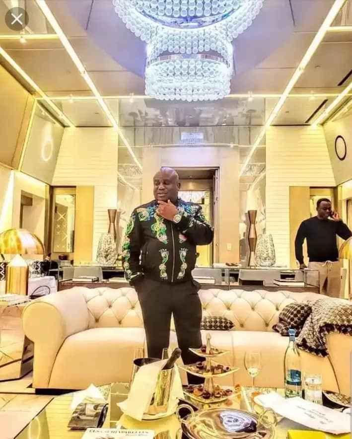 2020BBNaija: See Inside Of The Gold Plated House Of Kiddwaya's Billionaire Dad, Terry Waya (Photos) 3-1310