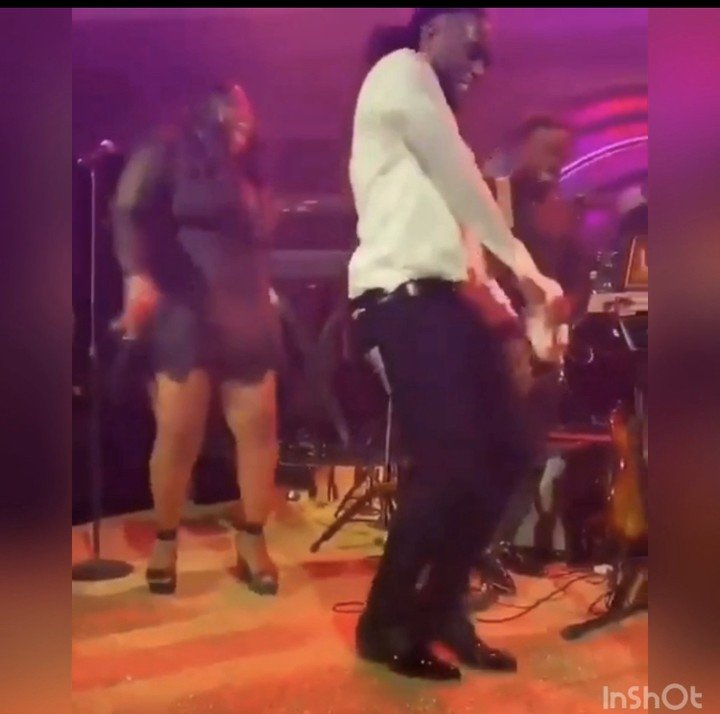 Burna Boy Performs At The Grammys Reception Ahead Of Ceremony (Photos) 3-2610