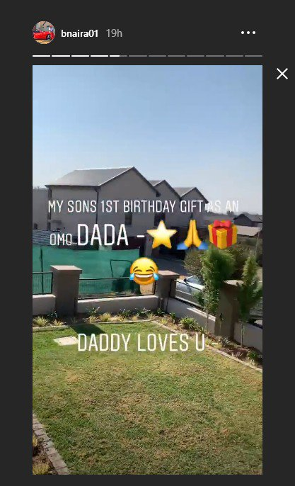 BNaira Gift His Son A New House in Dubai For His Birthday (Photos) 3-3510