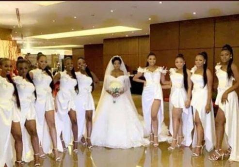 BamTeddy: More Photos From Bambam And Teddy A's White Wedding In Dubai 3-4010