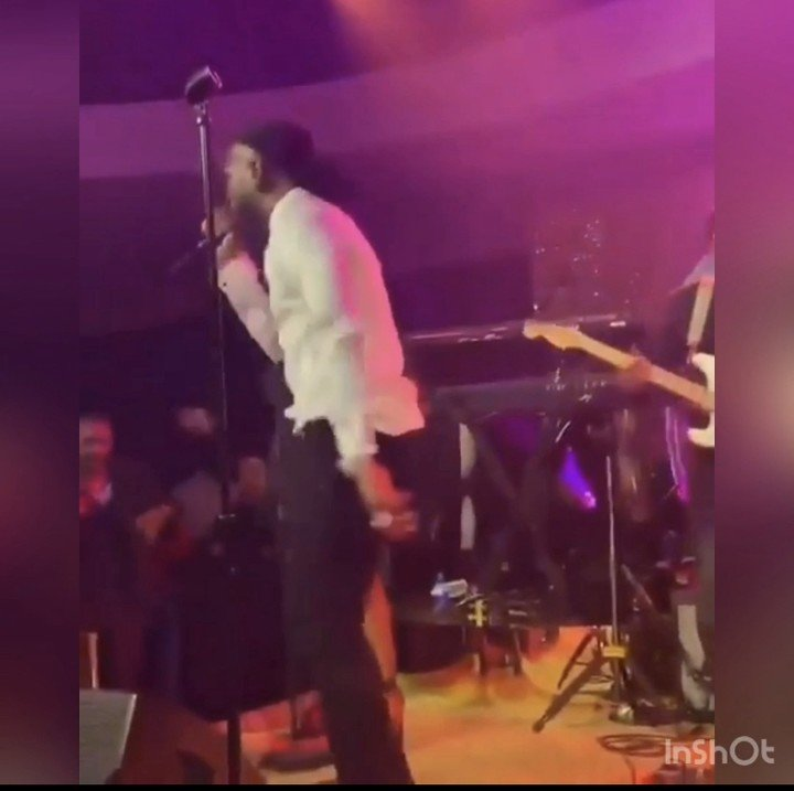 Burna Boy Performs At The Grammys Reception Ahead Of Ceremony (Photos) 4-1110