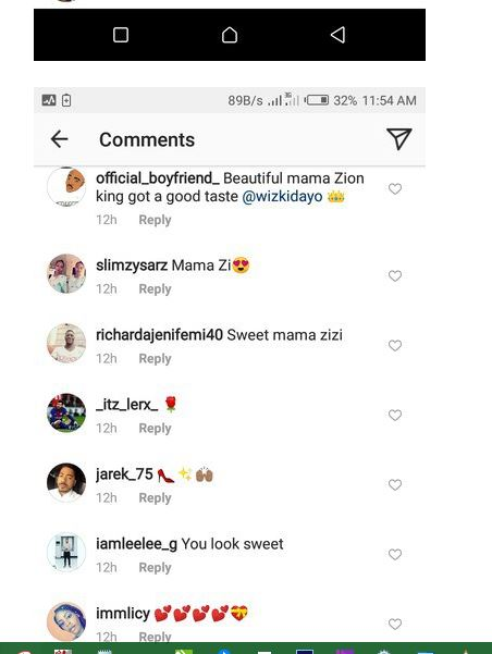 Nigerians Blush Over Wizkid's Baby Mama's Photos (See What Fans Said) 4-1310
