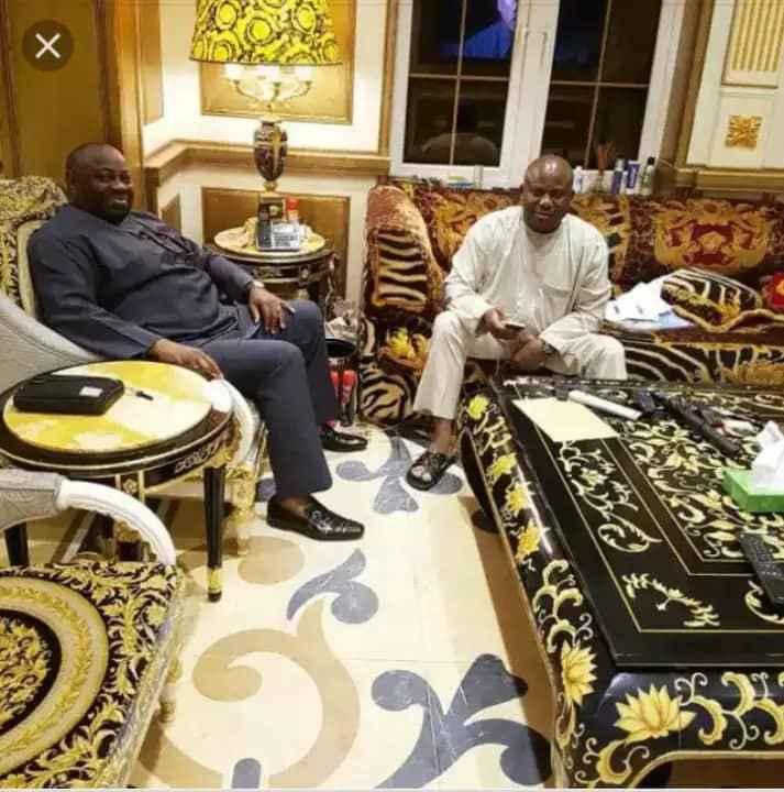 2020BBNaija: See Inside Of The Gold Plated House Of Kiddwaya's Billionaire Dad, Terry Waya (Photos) 5-411