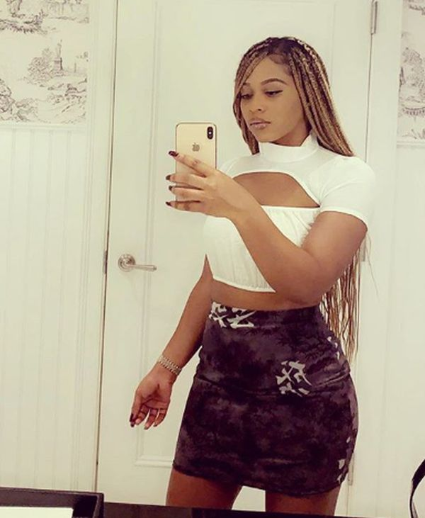 """""""Being A Black Woman With Sisters Scares Me"""" – Davido's Second Babymama Reveals 5dc26211"""