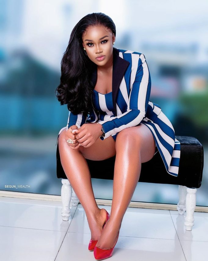 CeeC allegedly falls out with top brands over her 'horrible attitude' 69281210