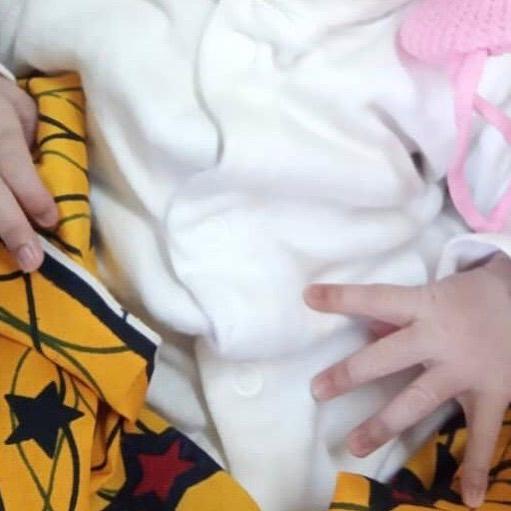 Celebrities React To Halima Abubakar's Revelation That Her Baby Was Born Prematurely 92828310