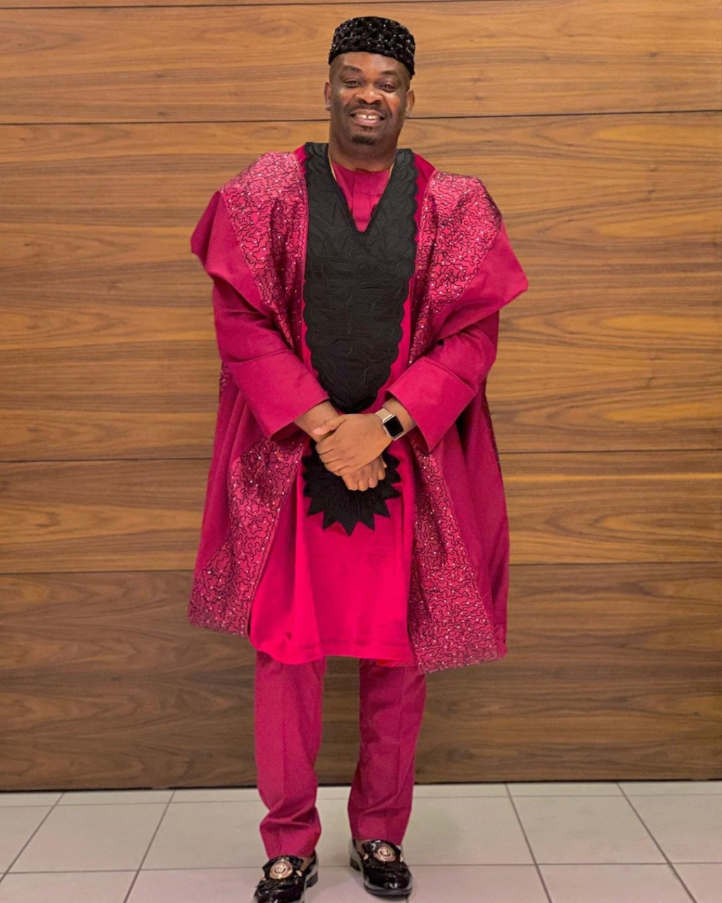 Don Jazzy 'Weeps' As Nigerians Flood His Social Media Handles Demanding For Financial Assistance _9009410