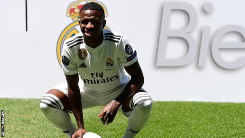 Done Deal! Real Madrid Announce Signing Of This Brazilian Wonder Kid For £38.7m (Photo) A-12210