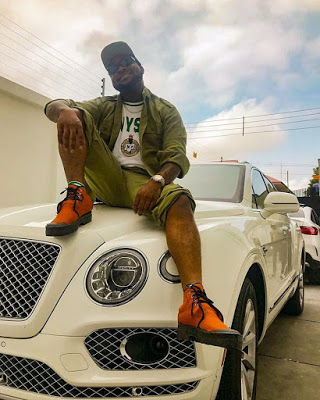 Davido Cancels US Tour For NYSC, Heads Back To Nigeria To Continue Service A-2111