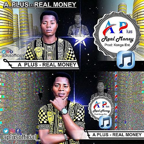 [New Music] A Plus – Real Money | Mp3 A-plus12