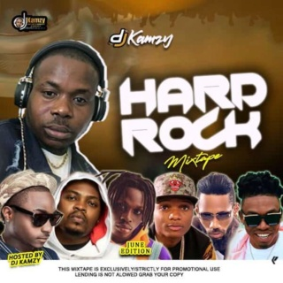 [Mixtape] DJ Kamzy – Hard Rock Mix | Mp3 Aaaa12