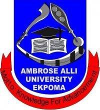 Ambrose Ali University (AAU), Ekpoma Bridge Programme (HND to Degree Conversion) Admission Form 2018/2019 Aau11