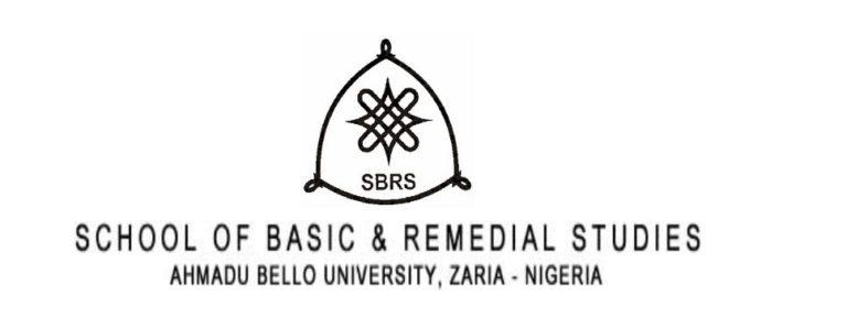 2018/2019 Ahmadu Bello University (ABU) School of Basic and Remedial Studies (SBRS) Mop-Up Entrance Exam  Abu-sb11