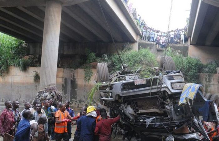 So SAD! 1 Dead, Others Injured In Road Accident In Sagamu Accide11