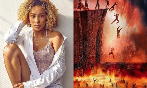 I Don't Believe Hell Exists – Ghanaian Actress, Nikki Samonas Actres18