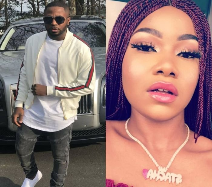 """""""It Will Never Be Better For Titans"""" – Tunde Ednut Curses Tacha's Fans Afwe10"""