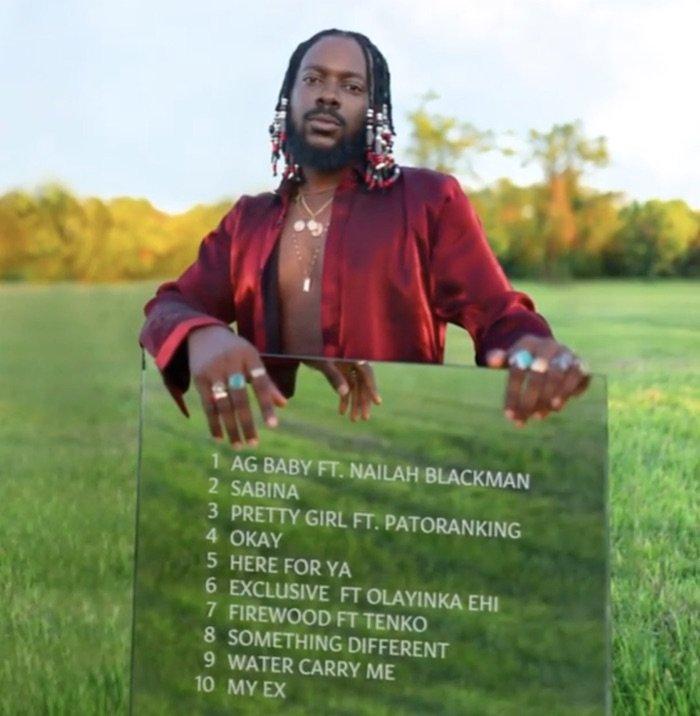"Adekunle Gold Unveils Tracklist For Forthcoming Album ""Afro Pop Volume 1"" Ag-bab11"