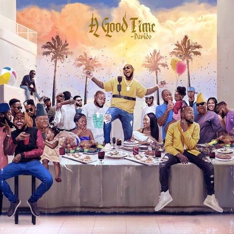 [Lyrics] Davido Ft. Wurld, Naira Marley, Zlatan – Sweet In The Middle Agt_1111
