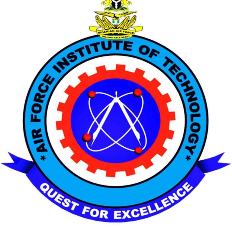 2018/2019 Air Force Institute of Technology (AFIT) ND, Pre-HND, HND, M.Eng & PGD Admission Lists  Air-fo18