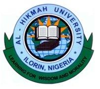 2018/2019 Al-Hikmah University Sandwich Degree Admission Form   Alhikm10