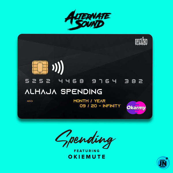 [Music] Alternate Sound – Spending ft. Okiemute | DOWNLOAD MP3 Altern10