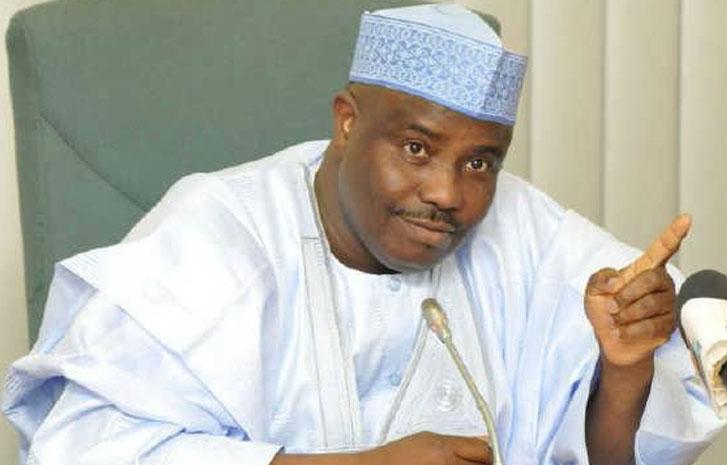 12 Sokoto Lawmakers Abandon Tambuwal, Declare Support For President Buhari Aminu-10