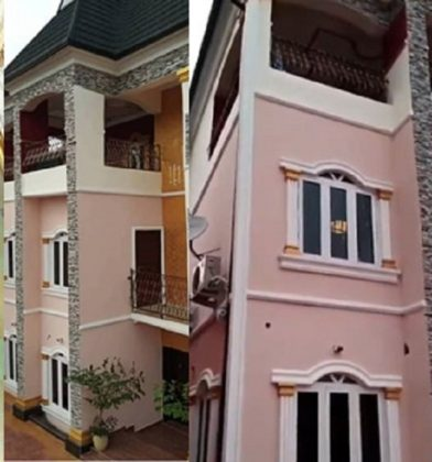See The Multi-million Naira Mansion Built By Nollywood Actor, Walter Anga (Photo) Anga110
