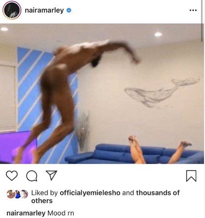 See What Naira Marley Posted Immediately After Ramadan Finished (PHOTO) Annota16